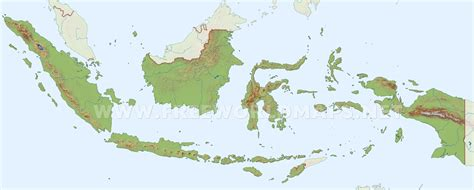 printable peta indonesia world map singapore indonesia indonesia map world