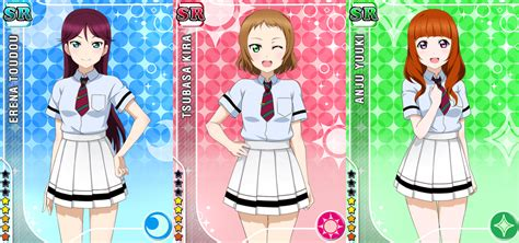 live school idol festival card template live school idol festival a rise template by