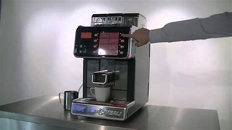 Commercial Coffee Machines   La Cimbali Q10   YouTube