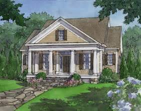 House Plan Dewy Rose Sl1842 By Southern Living House Southern Living House Plans Creek