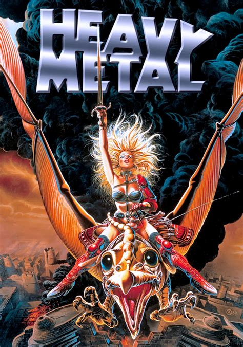 Heavy Metal heavy metal 1981 cine