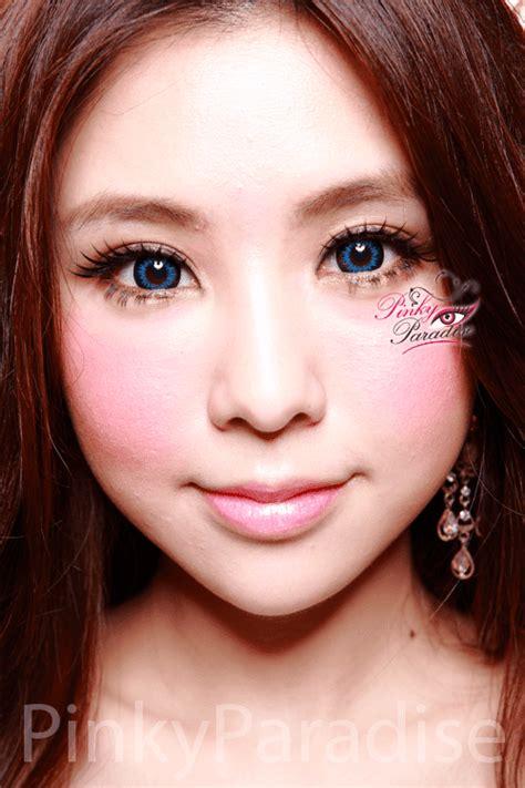 geo xtra bella brown geo xtra wbs 202 bella blue circle contact lenses
