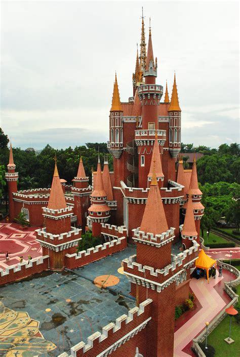 Mini 3 Di Jakarta castle taman mini indonesia indah jakarta indonesia flickr