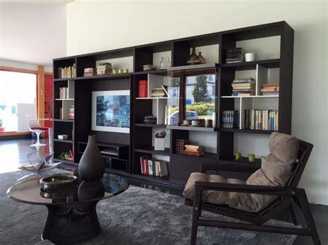 librerie como libreria poliform wall system a como codice 18145