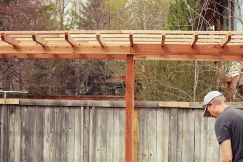 How To Build An Arbor Trellis by How To Build A Grape Arbor Step By Step
