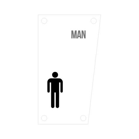 cartelli per bagno cartello bagno uomoni donne e disabili stile emaline