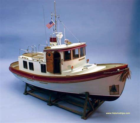 model in boat victory tug model boat kit by dumas model boats models