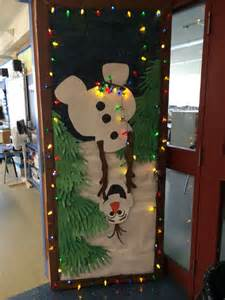 Window Decorations Awesome Classroom Decorations For Winter Amp Christmas