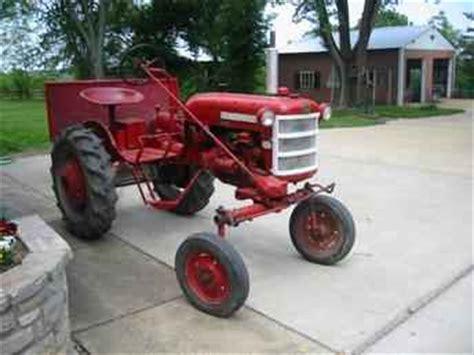 Used Farm Tractors For Sale 1959 Farmall Cub 2006 06 04