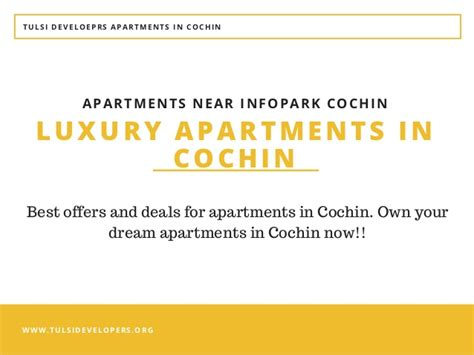 Distance Mba In Cochin by Kochi Apartments Apartments In Cochin Luxury Apartments In
