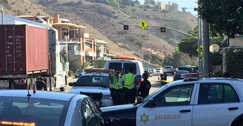 Accident On Pch - breaking news fatal accident on pch pepperdine graphic