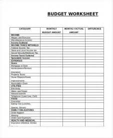 Simple Budget Template Printable 25 Best Ideas About Budget Templates On Pinterest