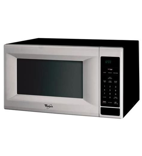 Best Countertop Microwave Oven by 1 5 Cu Ft Countertop Microwave Oven Whirlpool