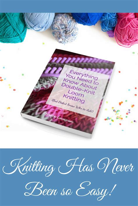 finally ebook finally an ebook on knit loom knitting stitches