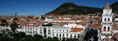 sucre bolivia 10 days in bolivia where would you go