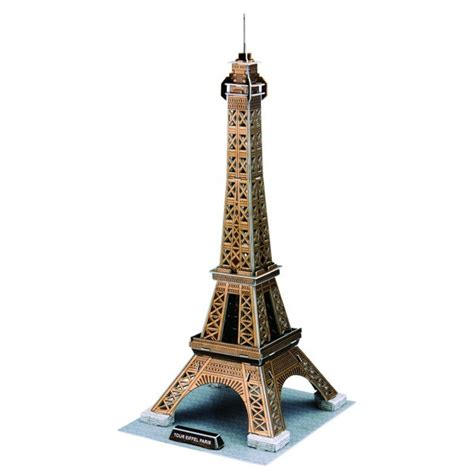 Puzzle Eiffel Tower 3d puzzle eiffel tower at mighty ape australia