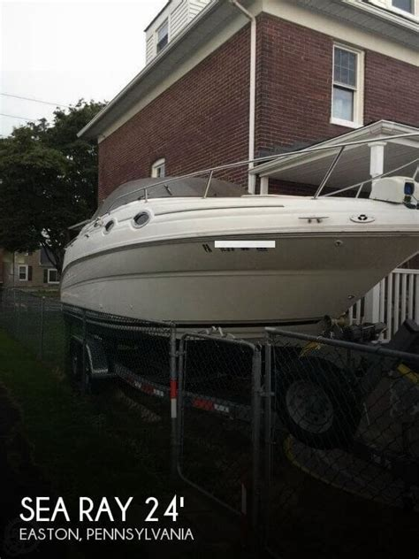 sea ray boats for sale in pennsylvania sea ray 240 sundancer boats for sale in pennsylvania