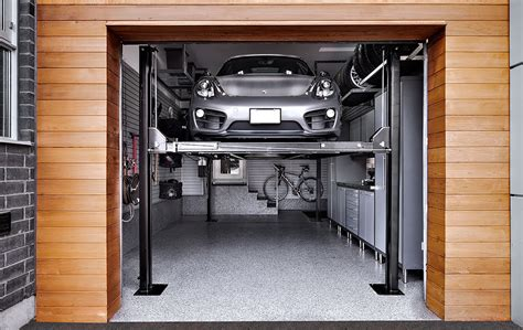 Car Garage Lift by Image Gallery Home Car Lift Storage