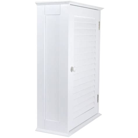 discount bathroom storage cabinets bathroom cabinet wall mounted single shutter door white