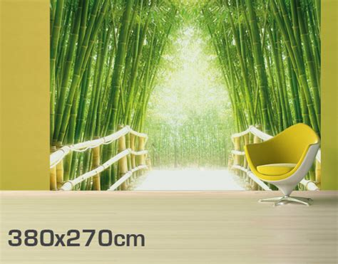 banana leaf wallpaper ebay fleece wall mural bamboo way wallpaper wall art wall decor
