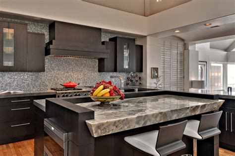 Grey And White Kitchen Ideas Trends And Novelties Unusual Kitchen Countertops