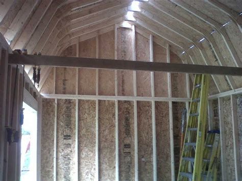 barn roof design bibit source more 10x12 gambrel shed plans design