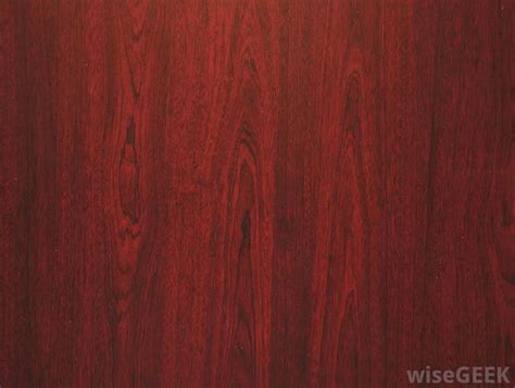 mahogany wood with finish available color