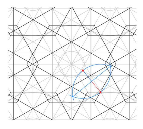 geometric pattern how to draw geometric design how to draw a flowery tiling pattern