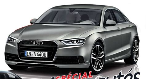 Audi A4 B9 2015 by 2015 Audi A4 B9 Page 3