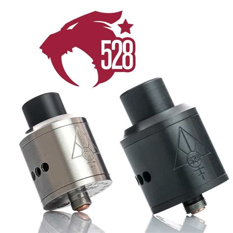 528 Custom Vapes Goon Rda 24 Rda Atomizer Gold Clone Sku02194 528 custom vapes goon rda 24 mm utg 229 ende vapes se