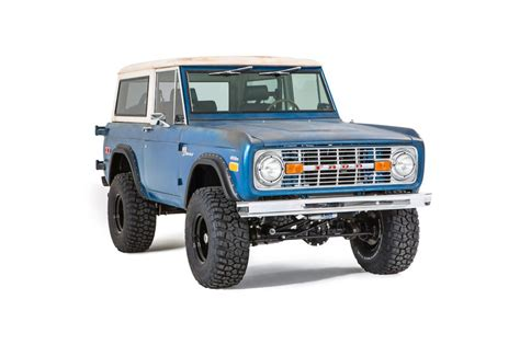 ford bronco early model ford bronco builds ford broncos