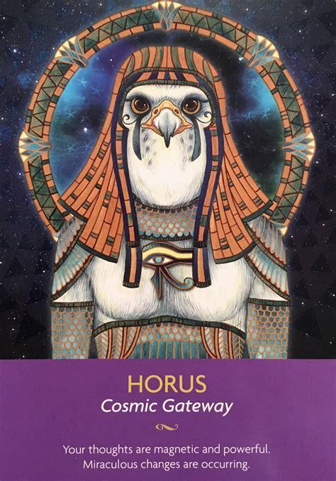 The Of Horus horus archangel oracle guidance