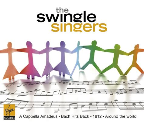 Swing Le by Swingle Singers Bach Cantatas Other Vocal Works