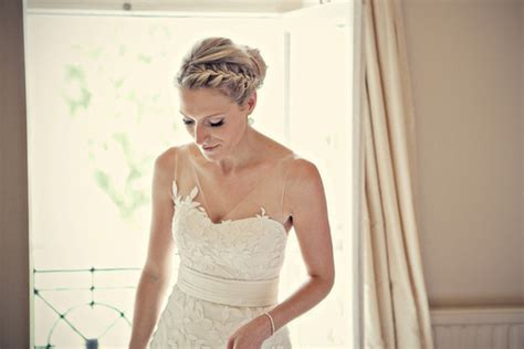 Wedding Hairstyles Braid Front by Wedding Trends Braided Hairstyles The Magazine