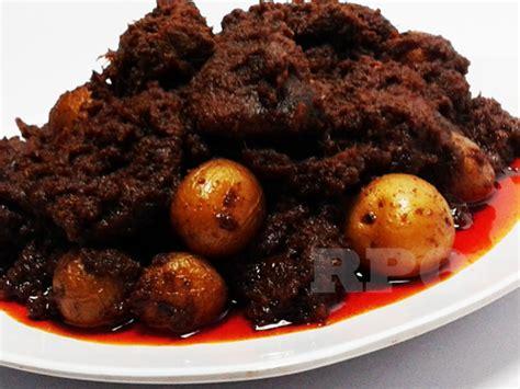 masakan indonesia    rumit  memakan waktu
