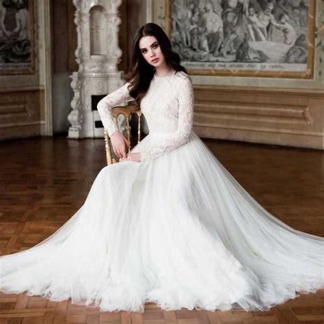 Gaun Pengantin Bridal Modern 30 gaun pengantin sederhana yang bikin mempesona style remaja