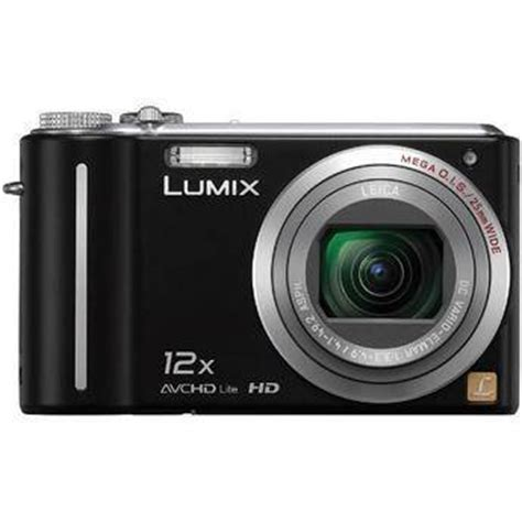 panasonic lumix dmc zs3 digital camera (black) dmc zs3k b&h
