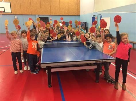 tournoi des 233 coles 4s tours tennis de table