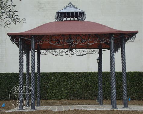 Iron Gazebo Wrought Iron Gazebos