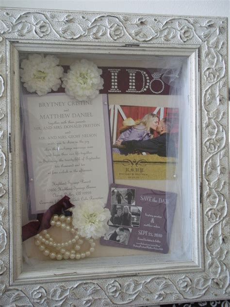Wedding Shadow Images by 1000 Images About Wedding Shadow Boxes On