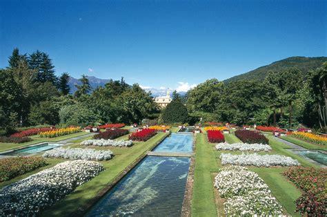 giardini di villa taranto itinerari accessibili giardini botanici di villa taranto