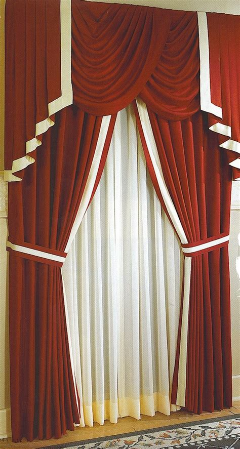 Curtains And Valances Ideas Designs 50 Window Valance Curtains For The Interior Design Of Your Home