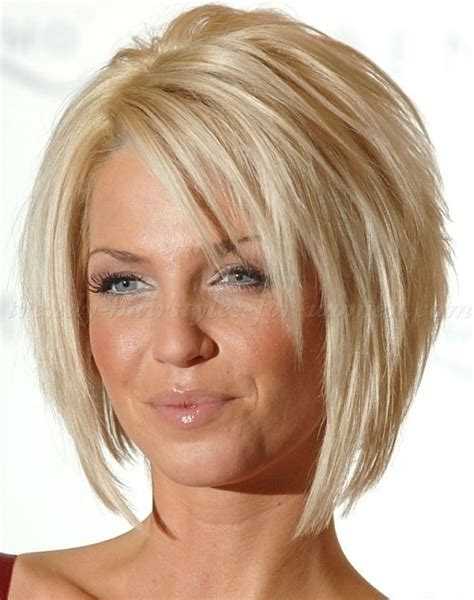 Pic of Stylish Bob Hairstyles With Bangs For Amazing Hair