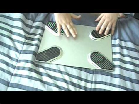 Xpad Laptop Desk Xpad Laptop Cooler Review