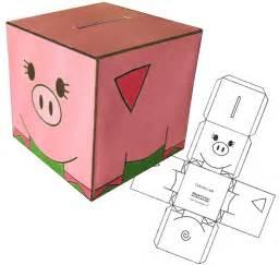 piggy bank template cliparts co