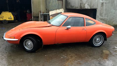 opel america fresh the boat 1971 opel gt