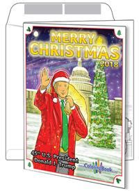 greeting cards  president donald trump merry christmas  greeting card  song