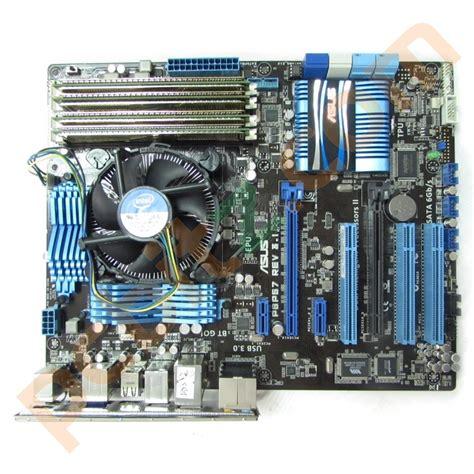 Harga Processor I3 Socket 1155 Second by Asus P8p67 Rev 3 1 Socket 1155 Motherboard I3 2100 3 1ghz