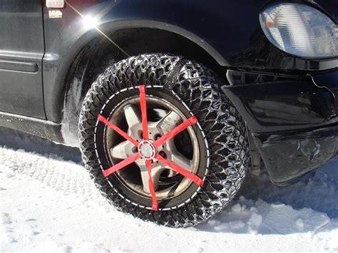 cadenas nieve llanta 17 cha 238 nes 224 neige chaussettes 224 neige pneus neige que