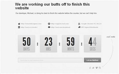 22 best coming soon html5 30 best free coming soon construction templates
